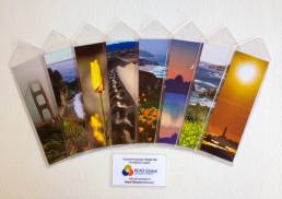 Bookmarks in Sleeves